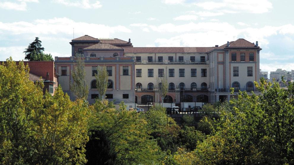 Nebrija - Edificio Dehesa Villa