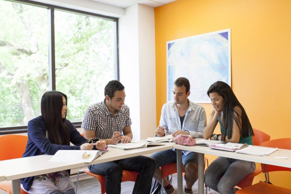 Canadá Toronto EC - English Language Centers