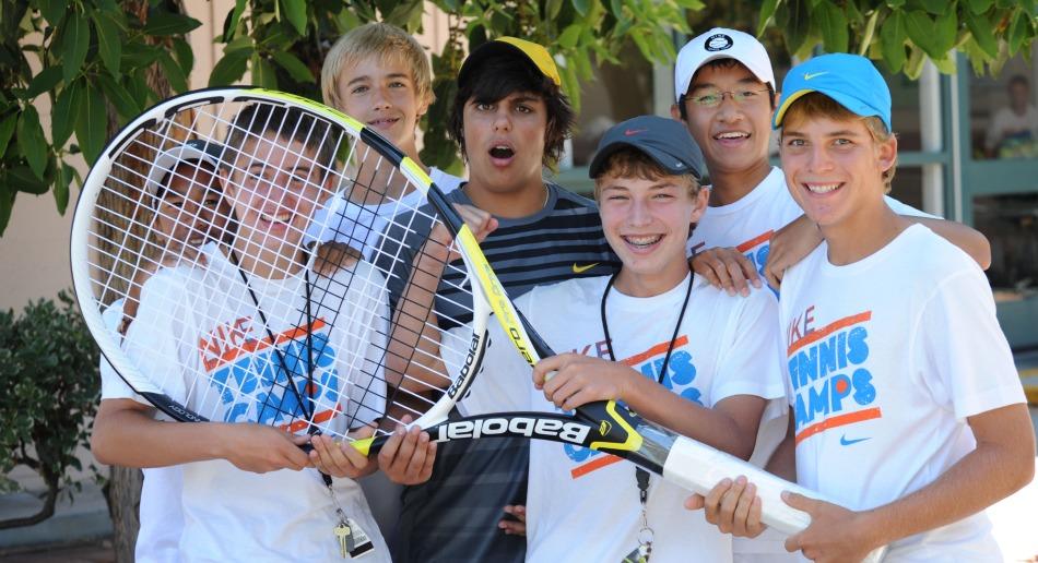 Malibu, California - ELS Nike Sports Camp