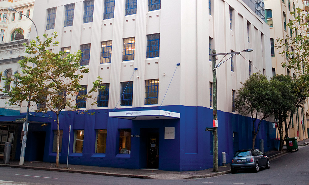Austrália Sydney Kaplan International College - City