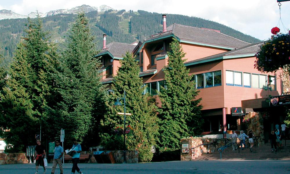 Canadá Whistler Tamwood