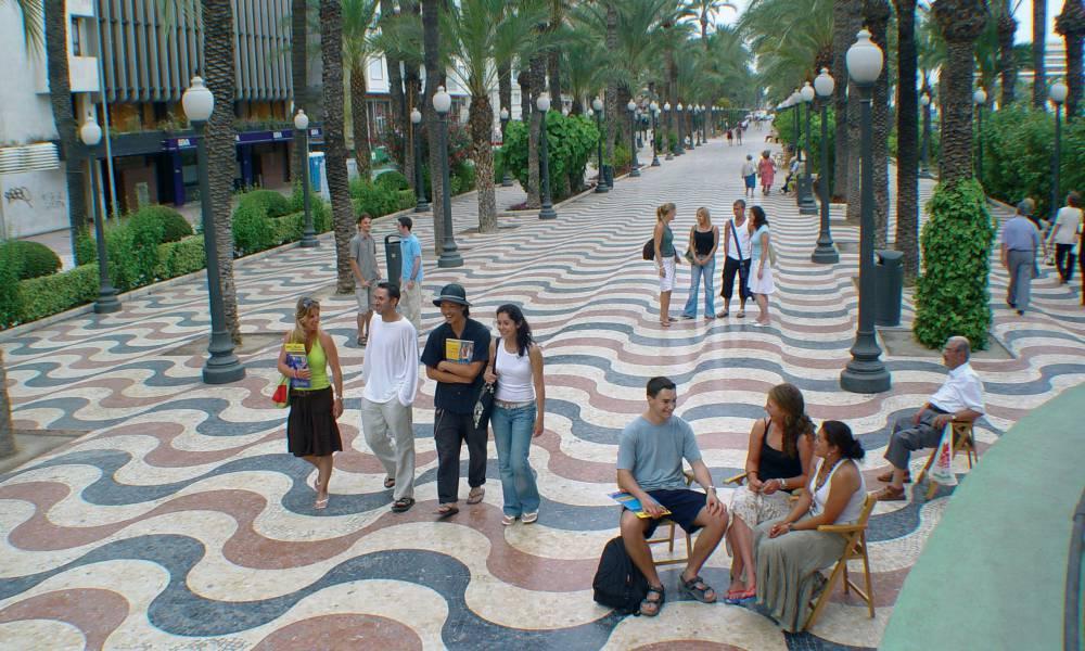 Espanha Alicante Enforex