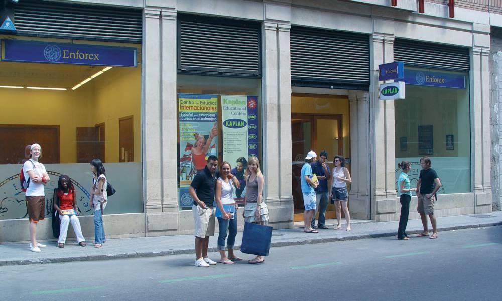 Espanha Madrid Enforex