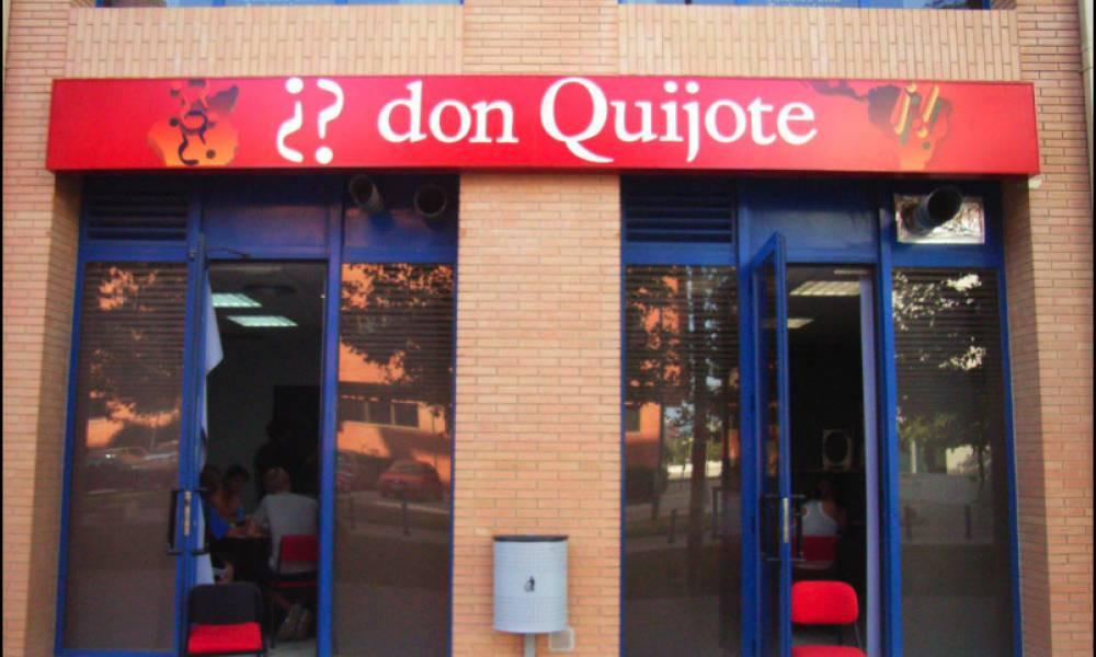 Espanha Valencia Don Quijote