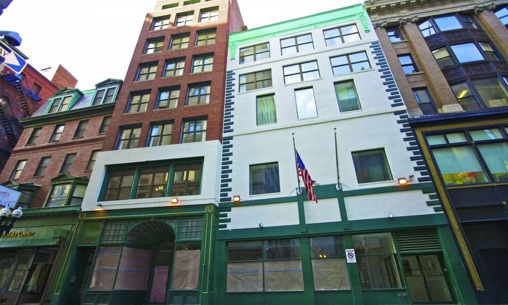 Estados Unidos Boston Embassy CES - City Center