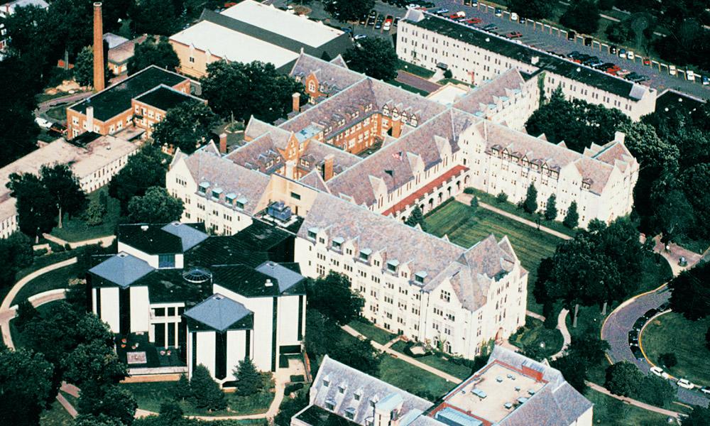 Estados Unidos Chicago ELS - Chicago Dominican University