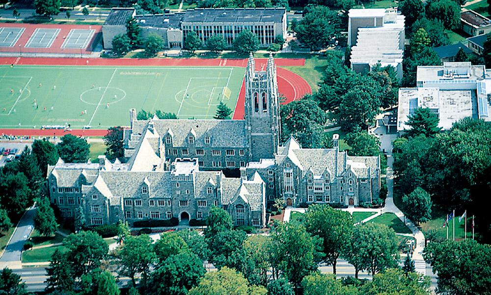 Estados Unidos Filadélfia ELS - Saint Joseph's University