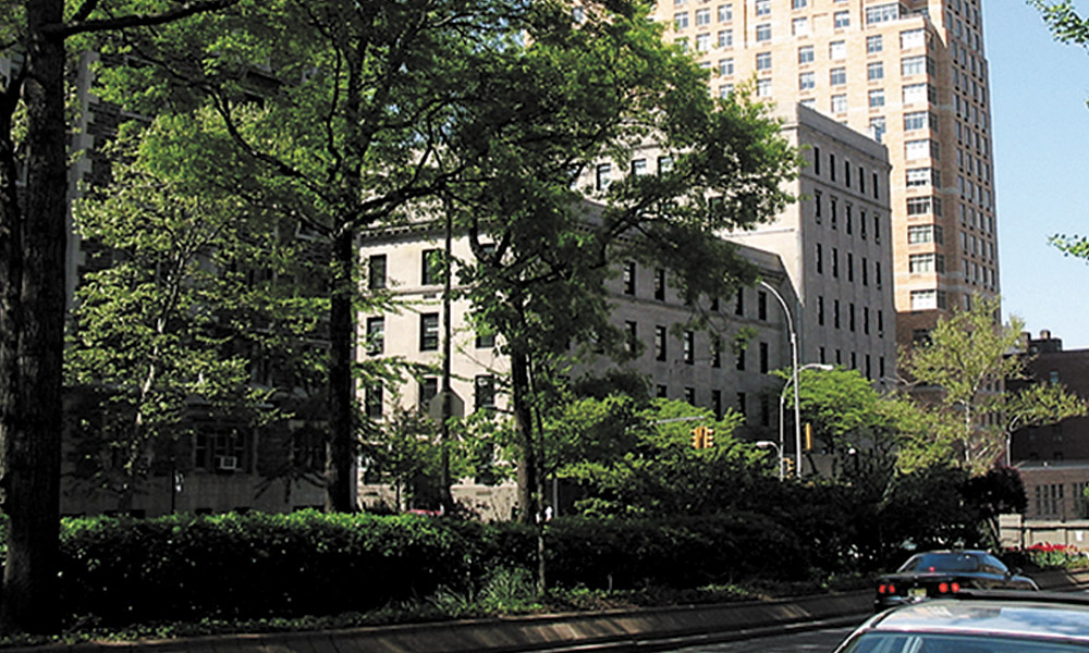 Estados Unidos New York Embassy CES - City Center