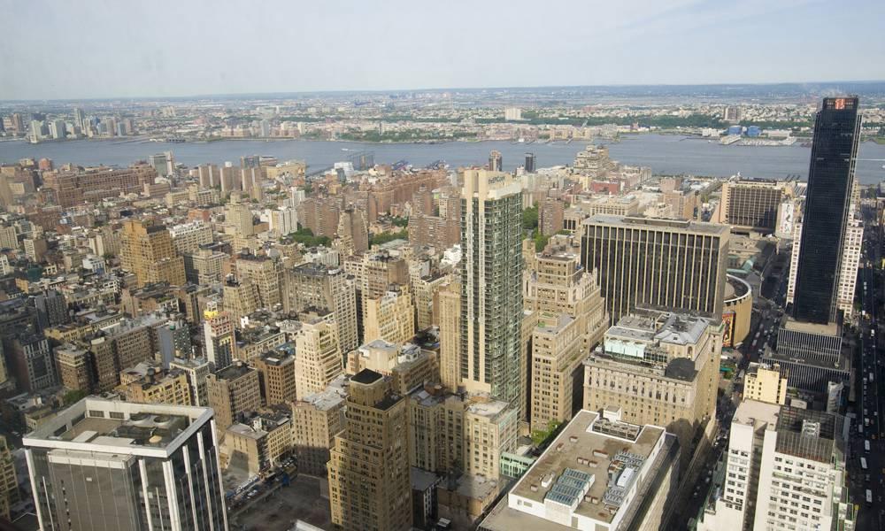 Estados Unidos New York Kaplan International College - Empire State Building