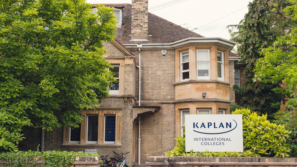 Inglaterra Cambridge Kaplan International College