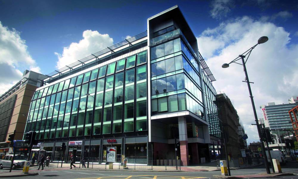Inglaterra Manchester Kaplan International College