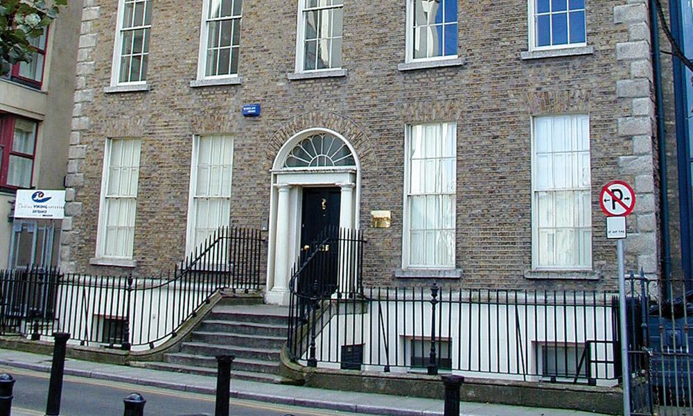 Irlanda Dublin Kaplan International College