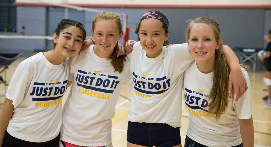 Boston - Nike Sports Camp