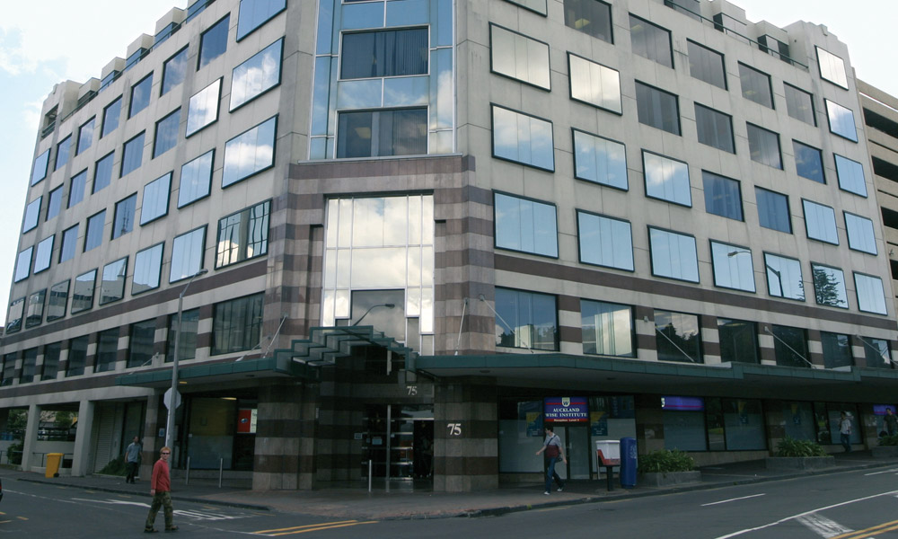 Nova Zelândia Auckland Embassy CES
