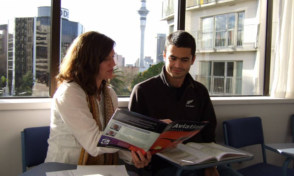 Nova Zelândia Auckland LSI
