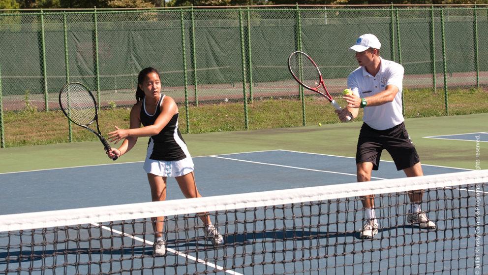 Julian Krinsky High School Tennis