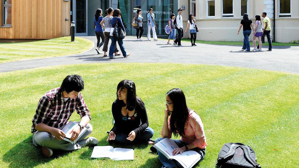 INTO- Queens University Belfast