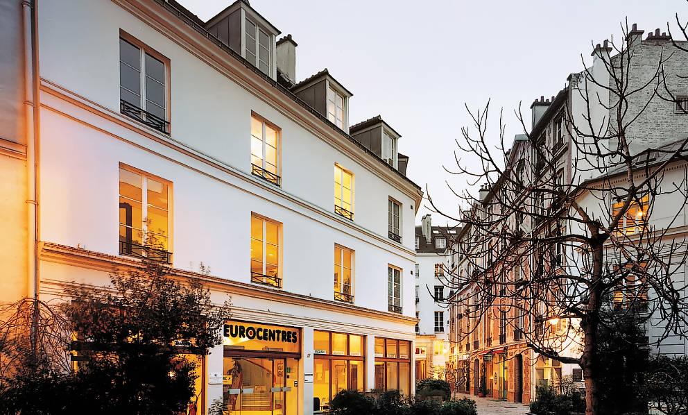Eurocentres - Paris